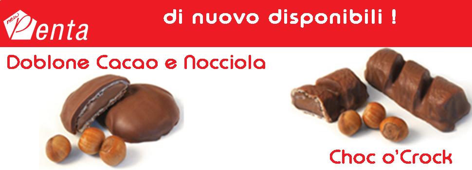 PENTADIET DOBLONE CHOC O CROCK dieta iperproteica